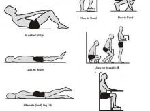 sciatica postures